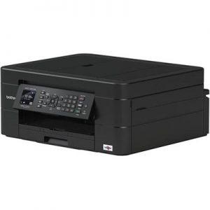 מדפסת הזרקת דיו A4 משולבת ברדר MFC-J491DW